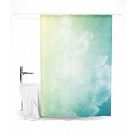 """Штора для ванной """"Небеса"""", 145*180 см"""