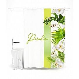 """Штора для ванной """"Paradise"""", 145*180 см"""