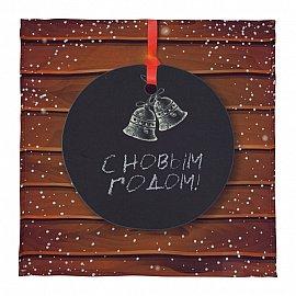 """Набор салфеток """"Рождественские колокольчики"""""""