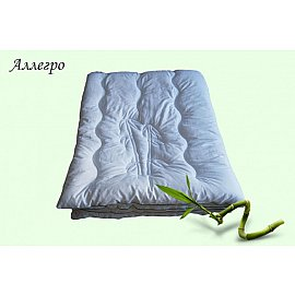 "Одеяло ""Аллегро Бамбук Премиум"", теплое, 140*205 см"