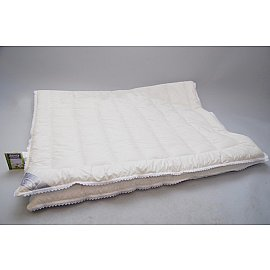 """Одеяло пух козы """"Cashmere"""", всесезонное, 140*205 см"""