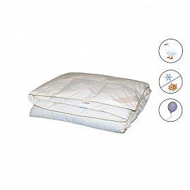 """Одеяло пуховое """"Меренга"""", теплое, 172*205 см"""