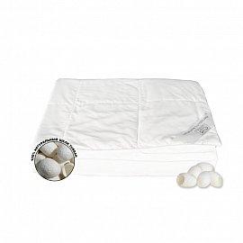 """Одеяло шелковое """"Tussah"""", теплое, 140*205 см"""