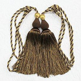 Кисти Ajur HK K4-54-10, коричневый