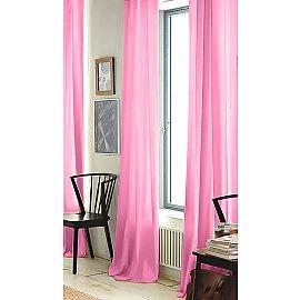 """Тюль """"Престиж - 4 Вуаль"""", розовый, 270 см"""