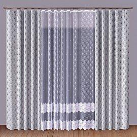 Комплект штор Primavera №1110087, серый