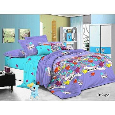 КПБ Поплин детский Мелодия (1.5 спальный)