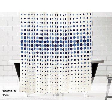 """Штора для ванной """"EVDY DROP"""", v10"""
