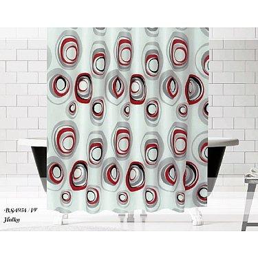 """Штора для ванной """"EVDY DROP"""", v14"""