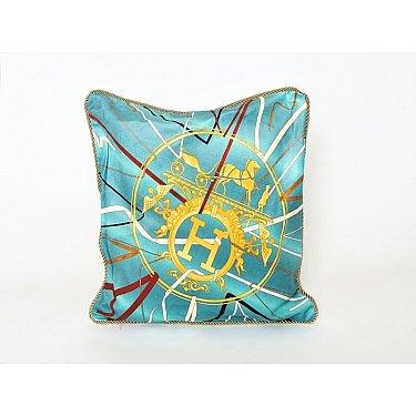 Наволочка декоративная Пальметта дизайн 001, 45*45 см