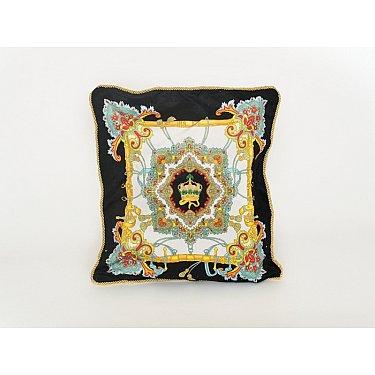 Наволочка декоративная Пальметта дизайн 004, 45*45 см