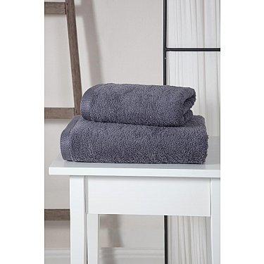 "Полотенце махровое ""KARNA APOLLO"", серый"