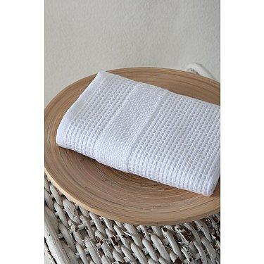 """Полотенце кухонное микрокотон двухсторонний """"TRUVA"""", белый, 40*60 см"""