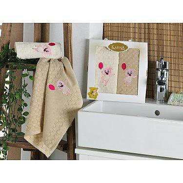 "Набор салфеток вафельных ""KARNA SIMA"", v2, 45*65 см - 2 шт-A"