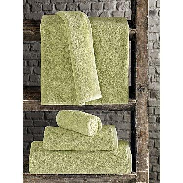 """Полотенце махровое """"KARNA EFOR"""", зеленый, 90*150 см"""