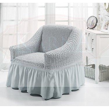 "Чехол для кресла ""BULSAN"", серый"