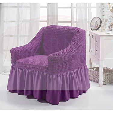 """Чехол для кресла """"BULSAN"""", фиолетовый"""