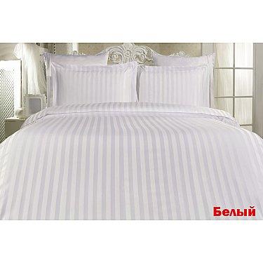 Комплект постельного белья KARNA PERLA Бамбук (2 спальный), белый