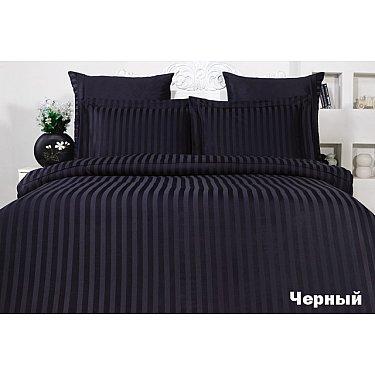 Комплект постельного белья KARNA PERLA Бамбук (2 спальный), черный