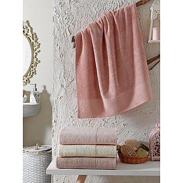 Комплект бамбуковых полотенец DO&CO RAINBOW