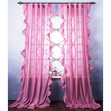 """Комплект штор """"Бэтси Розовый"""""""