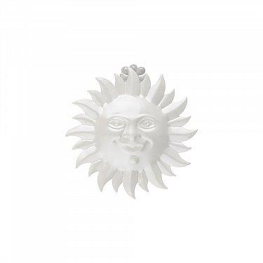 """Держатель-клипса для штор """"Улыбка солнца"""", дизайн 115.689, жемчуг"""
