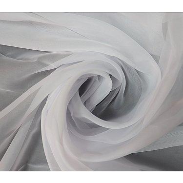 Тюль однотонная вуаль Amore Mio RR 0007B ut, белый