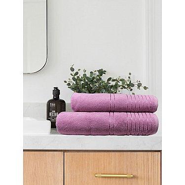 Полотенце махровое Amore Mio Flesh, темно-розовый