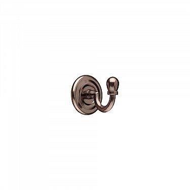 """Комплект крючков для штор """"Капля"""", дизайн 105.688, коньяк"""