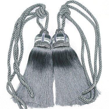 Кисти Ajur HK K7-05, серый, 60 см