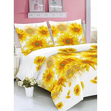 КПБ мако-сатин печатный Sunny (1.5 спальный)