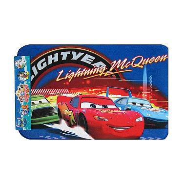 Детский коврик для ванной Lightning McQueen, 50*80 см
