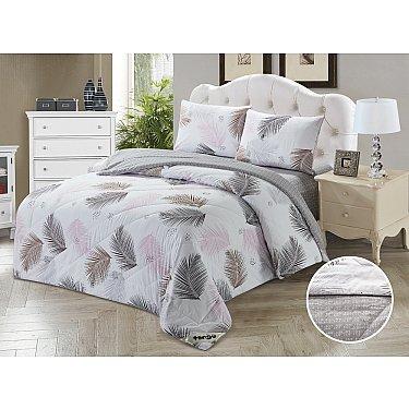 КПБ Сатин Tango Primavera с одеялом дизайн 11 (Евро)