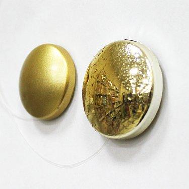 Набор магнитов Круг-01А, золотой