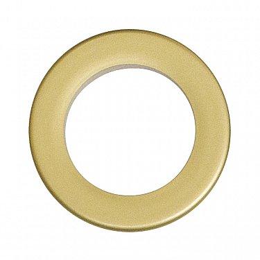 Комплект из 10-ти люверсов универсальных, золото матовое 11