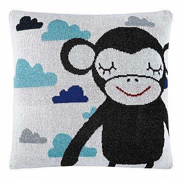 Наволочка декоративная детская Arya Monkey, 35*35 см