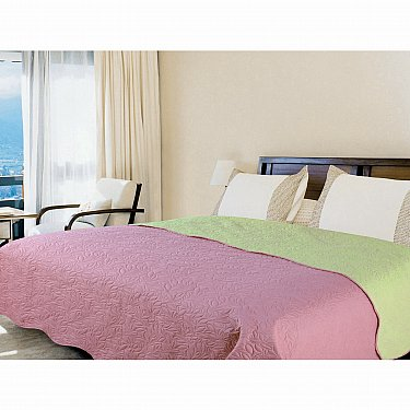 Покрывало Multi Amore Mio Alba, розовый