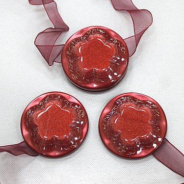 Набор магнитов MI M13-4 lenta, бордовый