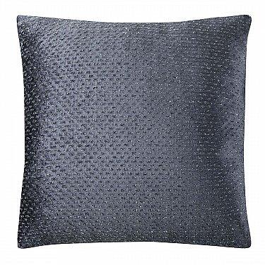 Наволочка декоративная Arya Starlit, серый, 43*43 см
