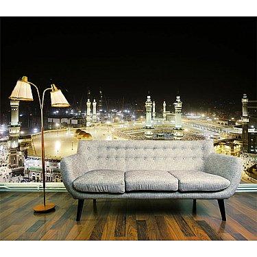 """Фотообои """"Ночной Стамбул"""", 368*254 см"""