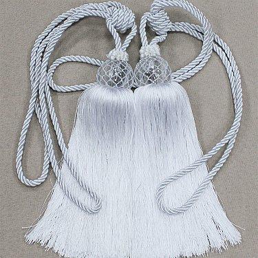 Кисти Ajur QX 2618-11, белый, 50 см