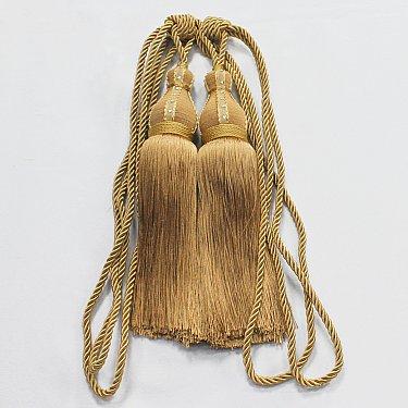 Кисти Ajur HK K2-149, золотой, 50 см