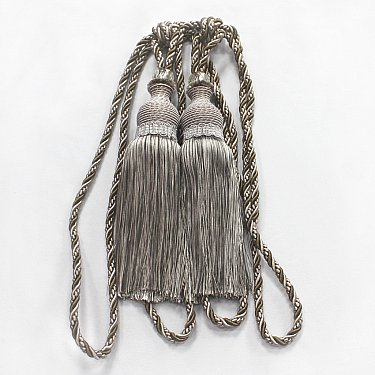 Кисти K3-2128, серый, 50 см