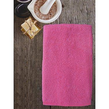 Полотенце махровое Amore Mio AST Cotton, коралловый
