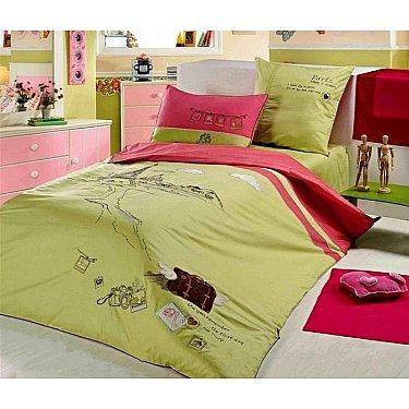 КПБ Детский Сатин Gorilla дизайн 04 (1.5 спальный)