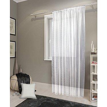 Тюль сетка Premium RR 11277-801, белый, 300*270 см