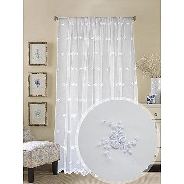Тюль Amore Mio RR 241778-w, белый, 300*270 см