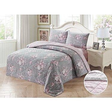 КПБ Сатин Tango Primavera с одеялом дизайн 10 (Евро)