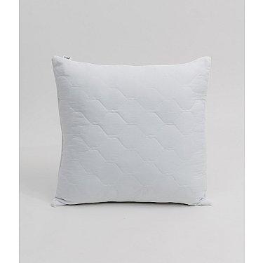 "Подушка ""Жатка"", белый, 70*70 см"