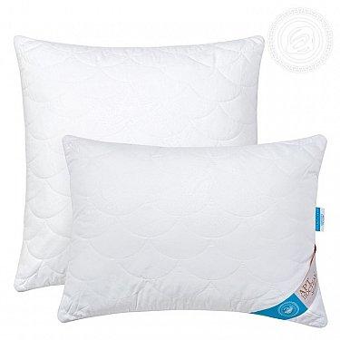 """Подушка с кантом """"Лебяжий пух"""""""